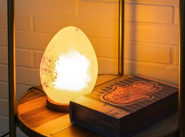 Salt lamps, what are they and how do they work?