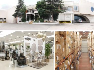 Comprar artículos de decoración y mobiliario al por mayor