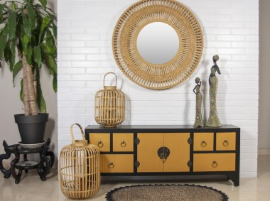 Muebles de estilo oriental